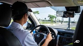Nissan Terra road test
