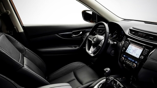 Nissan X-Trail 2018 cabin