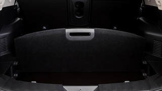 Nissan X-Trail 2018 trunk