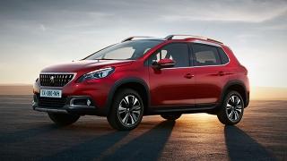 Peugeot 2008 2018 side