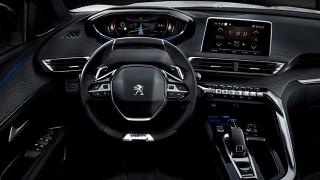 Peugeot 5008 2018 interior