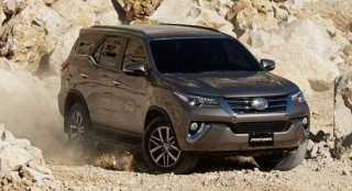 Toyota All-New Fortuner