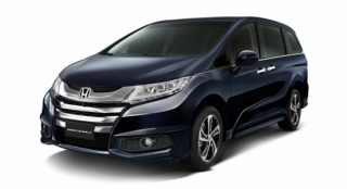 Honda All-New Odyssey