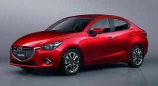 Mazda All-New 2 Sedan
