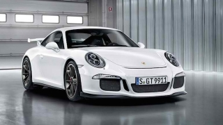 Porsche 911 GT3 2018 front