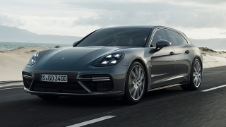 Porsche Panamera Sport Turismo 2018