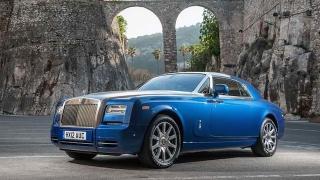 Rolls-Royce Phantom Coupe 2018 Philippines blue
