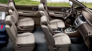SsangYong Rodius Philippines interior