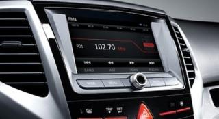 Ssangyong Tivoli Head Unit Radio Touchscreen
