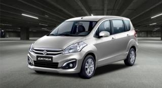 Suzuki Ertiga 2018 brand new