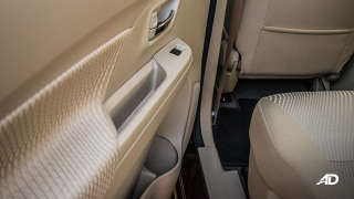 suzuki ertiga road test interior philippines