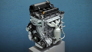 Suzuki Swift 2018 engine
