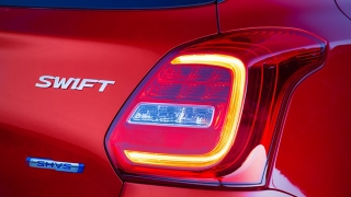 Suzuki Swift 2018 taillight