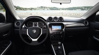 Suzuki Vitara 2018 interior