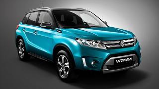 Suzuki Vitara 2018 pacific blue