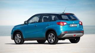 Suzuki Vitara 2018 rear