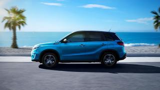 Suzuki Vitara 2018 side