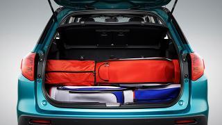 Suzuki Vitara 2018 trunk space