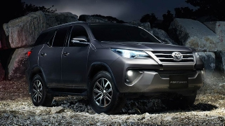 Toyota Fortuner 2.4 V Diesel 4x2 AT