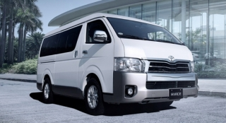 Toyota Hiace 2018 Philippines