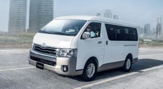 Toyota Hiace 2018 Philippines Van