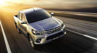 Toyota Hilux 2018 Philippines