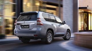 Toyota Land Cruiser Prado 2020 Philippines Price Specs