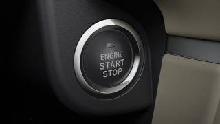 TOYOTA RUSH 2018 push start