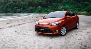 Toyota Vios 2018 Philippines Brand New