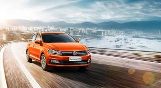 Volkswagen Santana GTS 2018