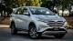 2019 Toyota Rush silver color