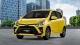 2020 Toyota Wigo exterior yellow