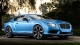 Bentley Continental GT 2018 side