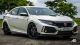 honda civic type r review road test front quarter exterior philippines
