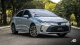 Toyota corolla altis hybrid review road test front quarter exterior philippines