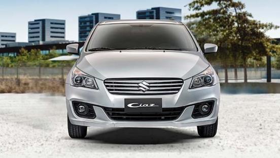 2018 Suzuki Ciaz front