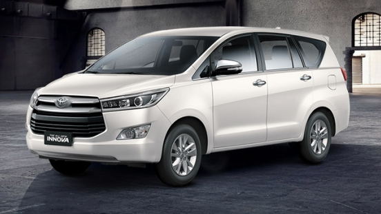 Toyota Innova 2 0 G Gas At White Pearl 2019 Philippines