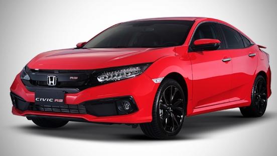2019 Honda Civic RS Turbo