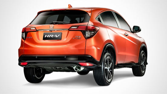 2019 Honda HR-V RS rear