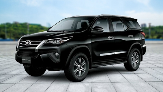 2019 Toyota Fortuner G Diesel 4x2 AT Philippines