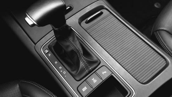 2020 Kia Sorento gear shifter
