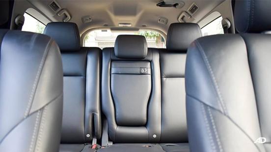 2020 Montero Sport GT 4x2  interior philippines