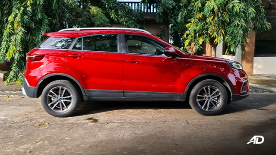 2021 Ford Territory Trend exterior side Philippines