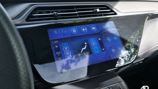 2021 Ford Territory Trend interior infotainment system Philippines