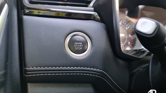 2021 Ford Territory Trend interior push start button Philippines