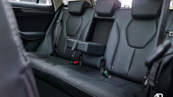 2021 Ford Territory Trend interior rear seats Philippines