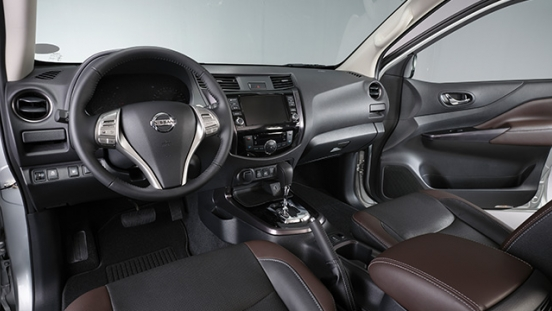 2021 Nissan Terra VL Philippines interior dashboard