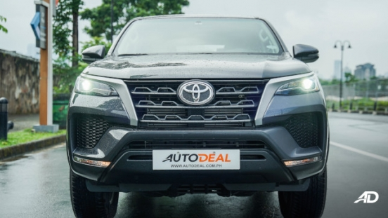 2021 Toyota Fortuner G DSL Philippines exterior front grille