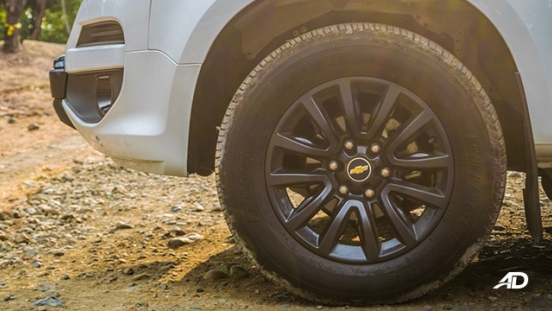 chevrolet colorado high country storm road test exterior wheels
