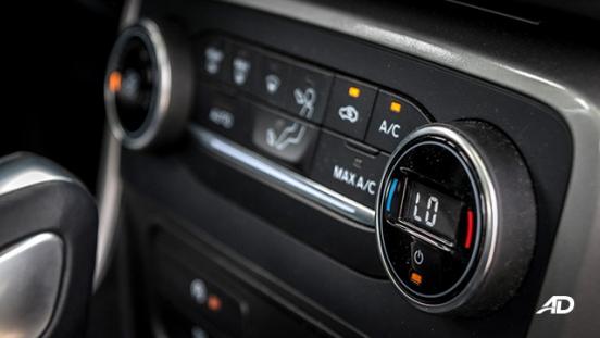 ford ecosport titanium road test interior climate control